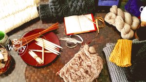 Knitting patterns and tutorials for beginners