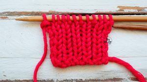 How to knit 1 x 1 Ribbing stitch Lesson 6 So Woolly