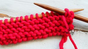 Learn to knit quickly Lesson 4 How to Purl So Woolly