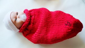 Cocoon knitting pattern for beginners