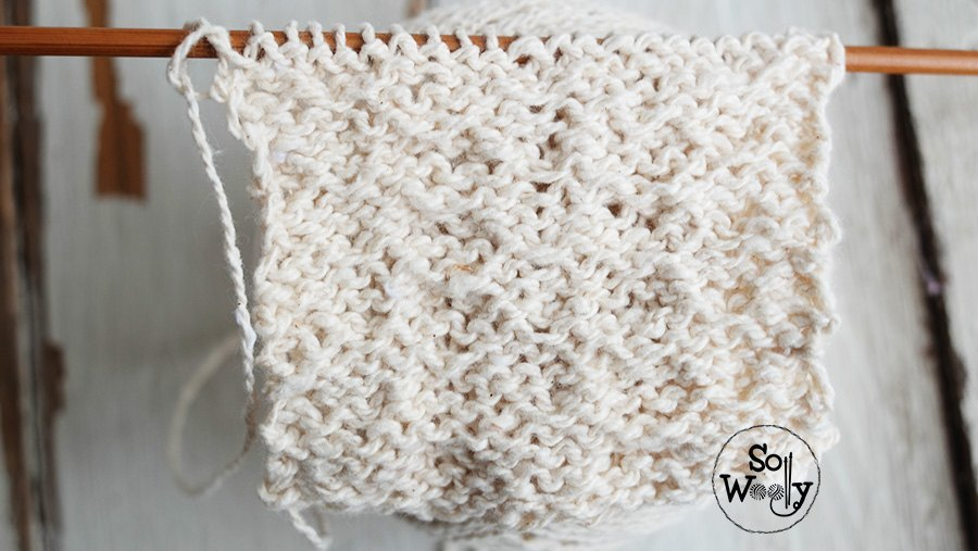 Knitting patterns for beginners step by step