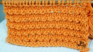 How to knit lace patterns for beginners