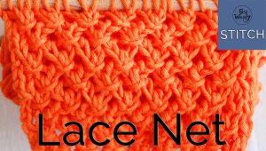 Lace Net stitch