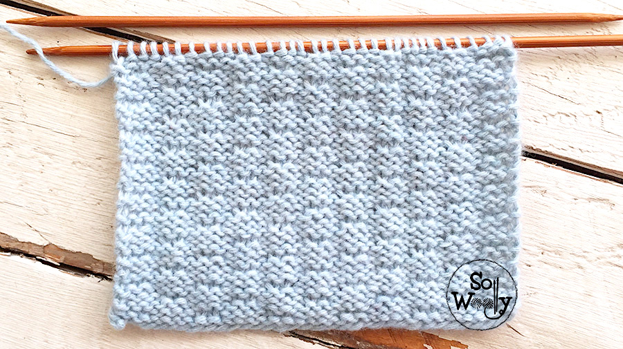 Free easy knitting stitch patterns for beginners
