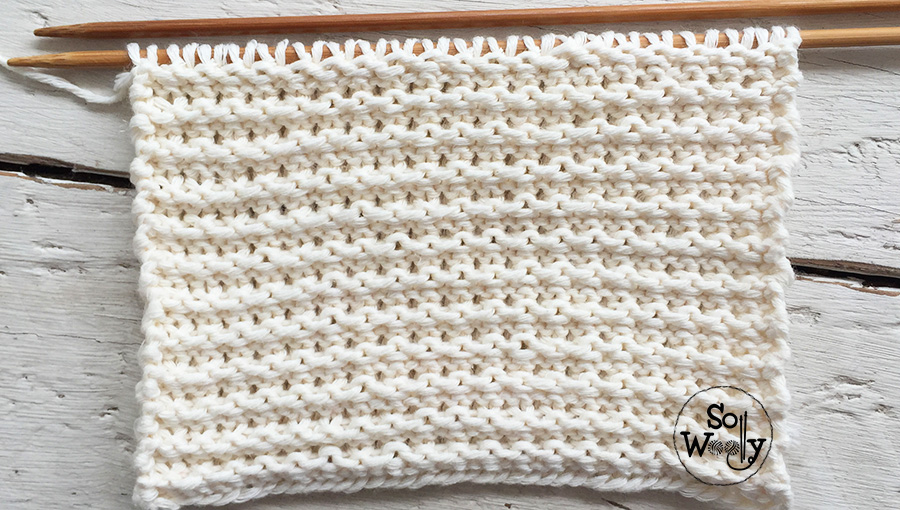 Knitting patterns and tutorials for beginners. So Woolly