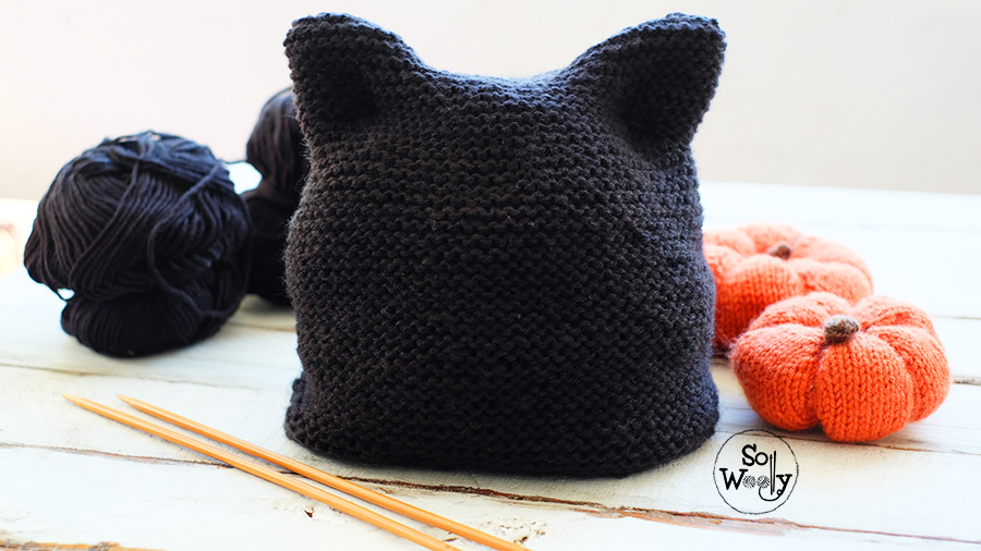 Quick and easy knitting projects for Halloween