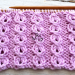 Baby Eyelets Cables knitting stitch pattern and video tutorial