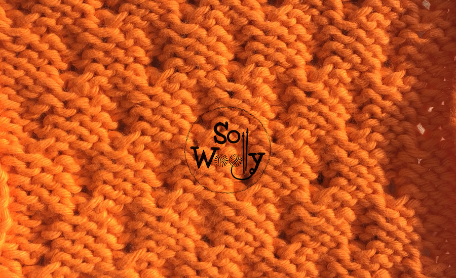 Free knitting patterns and video tutorials for beginners. So Woolly.